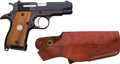 Handguns:Semiautomatic Pistol, F.I. Industries Model D Semi-Automatic Pistol....