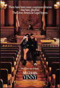 "Autographs:Bats, My Cousin Vinny (20th Century Fox, 1992). One Sheet (26.75"" X39.75"")..."