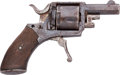 Handguns:Derringer, Palm, German Folding Trigger Pocket Revolver....