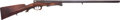 Shotgun:Double Barrel, F.V. Dreyse Needlefire Double Barrel Shotgun....