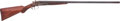 Shotgun:Double Barrel, Remington Arms Model 1889 Double Barrel Shotgun....