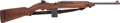 Long Guns:Semiautomatic, U.S. Winchester M1 Semi-Automatic Carbine....