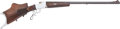 Long Guns:Lever Action, German Drop-Block Schutzen Single Shot Target Rifle....