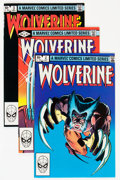 Modern Age (1980-Present):Superhero, Wolverine Limited Series #1-4 Group (Marvel, 1982) Condition:Average NM-.... (Total: 4 Comic Books)