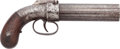Handguns:Muzzle loading, Allen and Thurber Pepperbox Pistol.. ...