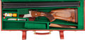 Long Guns:Other, Cased 12 gauge 3-inch Magnum x 30/06 Krieghoff TRUMPF ModelDrilling. . ...