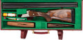 Long Guns:Other, Cased 12 gauge x 9.3x74R Krieghoff TRUMPF Drilling. . ...