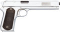 Handguns:Semiautomatic Pistol, Colt Model 1902 Commercial Semi-Automatic Pistol. Second Year ofProduction...