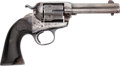 Handguns:Single Action Revolver, Colt Bisley Single Action Revolver....