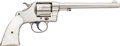 Handguns:Double Action Revolver, Colt Model 1889 Navy Double Action Revolver with Rare Special Order Barrel....
