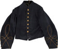 Military & Patriotic:Civil War, Civil War Cavalry Officer's Jacket...