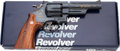 Handguns:Double Action Revolver, Boxed and Cased Smith & Wesson Model 27-3 Double Action Revolver....