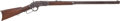 Long Guns:Lever Action, Winchester Model 1873 Lever Action Rifle with Special Order Barrel....