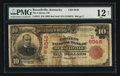 National Bank Notes:Kentucky, Russellville, KY - $10 1902 Red Seal Fr. 613 The Citizens NB Ch. #(S)6546. ...
