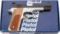 Handguns:Semiautomatic Pistol, Boxed Smith & Wesson Model 745 Semi-Automatic Pistol....