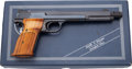 Handguns:Semiautomatic Pistol, Boxed Smith & Wesson Model 21 Semi-Automatic Target Pistol....