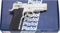 Handguns:Semiautomatic Pistol, Boxed Smith & Wesson Model 4006 Semi-Automatic Pistol....