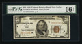 Small Size:Federal Reserve Bank Notes, Fr. 1880-K $50 1929 Federal Reserve Bank Note. PMG Gem Uncirculated 66 EPQ.. ...