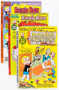 Bronze Age (1970-1979):Cartoon Character, Richie Rich Inventions #1-26 Complete Series Group (Harvey,1977-82) Condition: Average NM-.... (Total: 27 Comic Books)