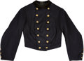 Military & Patriotic:Civil War, Civil War Infantry Lieutenant Colonel's Double Breasted Short Jacket...