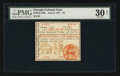 Colonial Notes:Georgia, Georgia June 8, 1777 $4 PMG Very Fine 30 Net.. ...