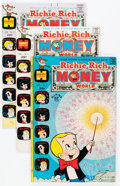 Bronze Age (1970-1979):Cartoon Character, Richie Rich Money World #1-59 Complete Series Group (Harvey,1972-82) Condition: Average FN/VF.... (Total: 59 Comic Books)