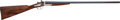 Shotgun:Double Barrel, British Double Barrel Hammer Shotgun.. ...