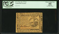 Colonial Notes:Continental Congress Issues, Continental Currency May 10, 1775 $2 PCGS Apparent Choice About New 55.. ...