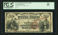 National Bank Notes:Pennsylvania, Yardley, PA - $20 1882 Brown Back Fr. 498 The Yardley NB Ch. #4207. ...