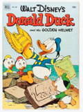 Golden Age (1938-1955):Funny Animal, Four Color #408 Donald Duck (Dell, 1952) Condition: FN....