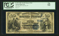 National Bank Notes:Pennsylvania, Ford City, PA - $20 1882 Value Back Fr. 581 The First NB Ch. #(E)5130. ...