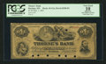 Obsoletes By State:Minnesota, Hastings, MN- Thorne's Bank $1 Sep. 1, 1863 G2a Hewitt B180-D1. ...