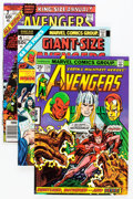 Modern Age (1980-Present):Superhero, The Avengers Group (Marvel, 1974-91) Condition: Average NM-....(Total: 60 Comic Books)