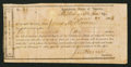 Confederate Notes:Group Lots, Interim Depository Receipt Milledgeville, GA- $100 June 28, 1864Tremmell GA-98.. ...