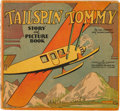 Platinum Age (1897-1937):Miscellaneous, Tailspin Tommy Story & Picture Book #266 (McLoughlin Bros.,Inc., 1931) Condition: FR....