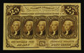 Fractional Currency:First Issue, Milton 1P25F.1a 25¢ First Issue Proof Gem New. A letter-perfect, razor-sharp proof printing of the 25¢ First Issue face. Bot...