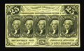 Fractional Currency:First Issue, Milton 1DP25F.2 25¢ First Issue Trial-Color Die Proof Gem New. Fromour January 1997 Friedberg Sale, where it followed the s...