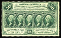 Fractional Currency:First Issue, Fr. 1310 50c First Issue Gem New. Deep, even perforations all the way around, ideal color, fresh paper surfaces and not a hi...