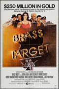 "Movie Posters:Mystery, Brass Target (MGM/UA, 1978). One Sheets (3) (27"" X 41"") Regular & Advance. Mystery.. ... (Total: 3 Items)"
