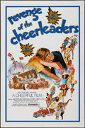 """Movie Posters:Sexploitation, Revenge of the Cheerleaders & Others Lot (Monarch, 1976). OneSheets (3) (27"""" X 41""""). Sexploitation.. ... (Total: 3 Items)"""