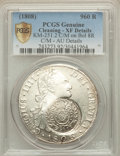 Brazil, Brazil: Minas Gerais Counterstamped 960 Reis ND (1808) AU Details(Cleaned) PCGS,...