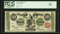 Large Size:Legal Tender Notes, Fr. 126b $20 1863 Legal Tender PCGS Very Fine 30.. ...