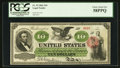 Large Size:Legal Tender Notes, Fr. 93 $10 1862 Legal Tender PCGS Choice About New 58PPQ.. ...
