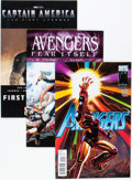 Modern Age (1980-Present):Miscellaneous, Marvel Modern Age Comics Box Lot (Marvel, 2011) Condition: Average NM-....