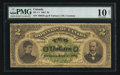 Canadian Currency: , DC-11 $2 1887. ...