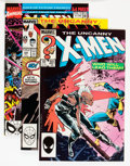 Modern Age (1980-Present):Superhero, X-Men Box Lot (Marvel, 1983-91) Condition: Average NM-....