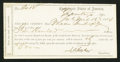 Confederate Notes:Group Lots, Interim Depository Receipt Savannah, (GA)- $500 March 16, 1864Tremmell GA-136.. ...