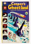 Bronze Age (1970-1979):Cartoon Character, Casper's Ghostland #67 File Copy Long Box Group (Harvey, 1972)Condition: Average VF/NM....