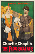 """Movie Posters:Comedy, The Floorwalker (Mutual, 1916). One Sheet (27"""" X 42"""").. ..."""