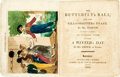 Books:Literature Pre-1900, [William] Roscoe. The Butterfly's Ball, and the Grasshopper'sFeast. London: J. Harris, 1816. Eight hand-colored, wo...